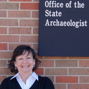 Mary De La Garza, Systems Administration Director, Office of the State Archaeologist