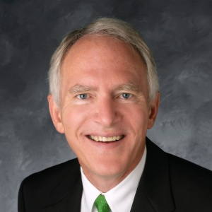 Chuck Swanson, Executive Director of Hancher