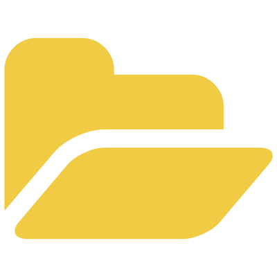 Electronic File Storage Project Icon